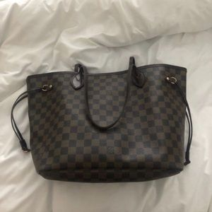 Louis Vuitton Neverfull in Damier MM